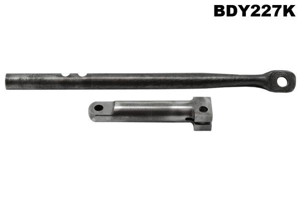 2L spare wheel bracket adjustable tie bar.