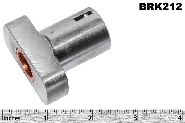 Rear brake cam outer light axle bushed