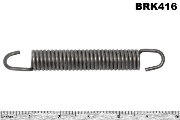 Brake shoe spring, M45R, M35R