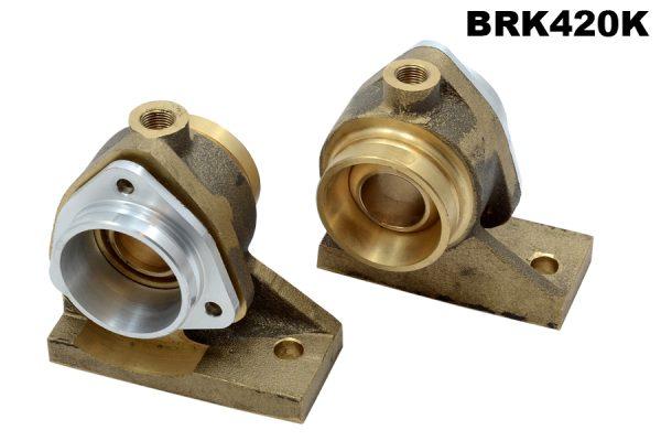 3L ZM, M45 pair of perrot shaft bearing mounts