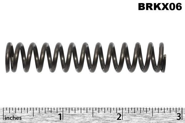Brake rod spring - front