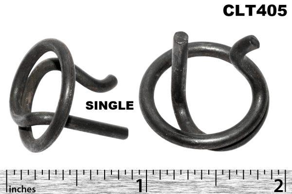 Clutch thrust bearing clip