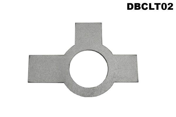 DB Lock washer, special, clutch pedal, intermediate lever pivot boss. DB 2.6L/ 3L