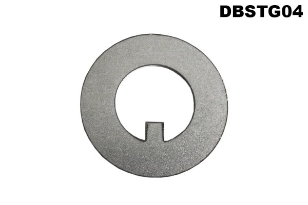 Steering rack lock washer for pinion shaft. All 2.6L /3L models