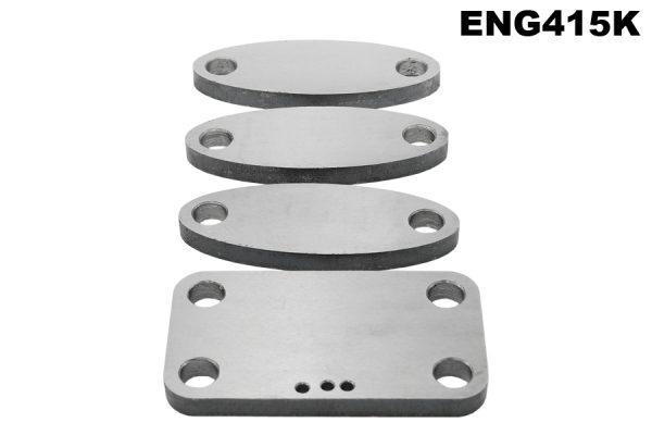 LG45 main bearing plates