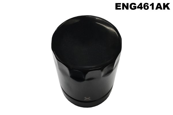 Replacement oil filter canister for Modern spin-on oil filter conversion for all Meadows engines, M45R, LG45, LG6