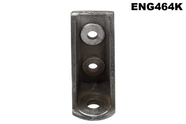 M45, LG45 rear engine bracket (fits to engine)