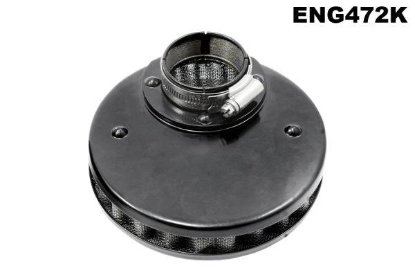 M45, LG45 Vokes air filter, offset