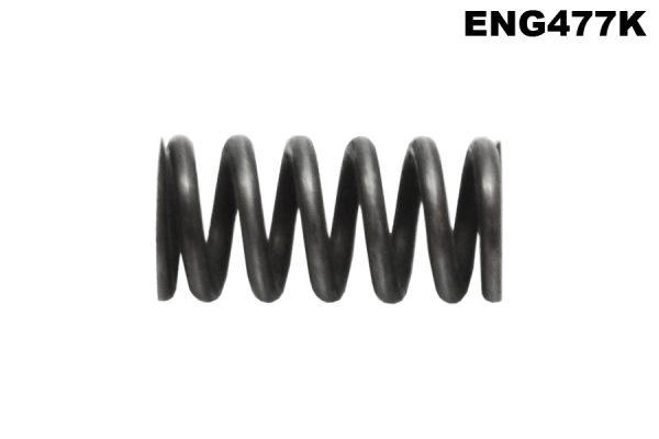M45 oil filler-cap spring.