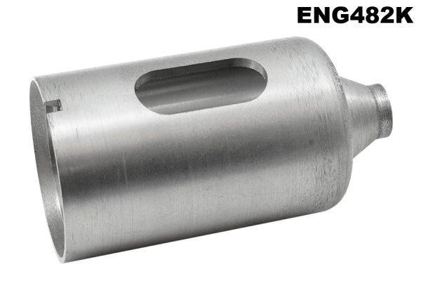 M45R, LG45 oil filler cover