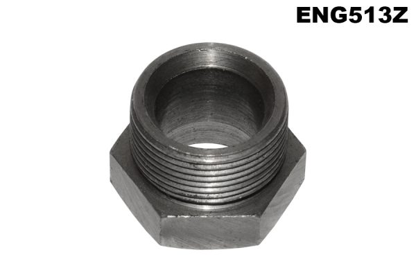 Tube nut for olives on oil take-off castings (ENG481K), Meadows