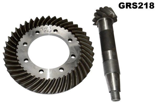 4.2 crownwheel & pinion, 2L
