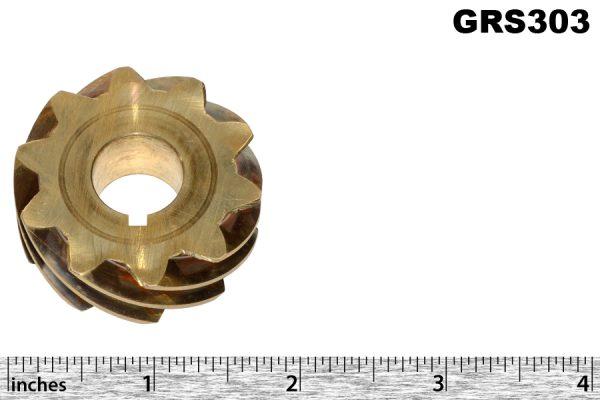 Oil pump gear, 10 teeth, 3L