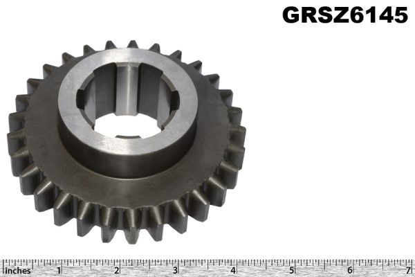 Z gear 3rd speed lay-shaft gear (29T) alternative ratio