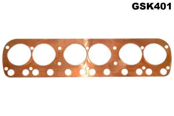 Head gasket (copper/copper), 4.5L
