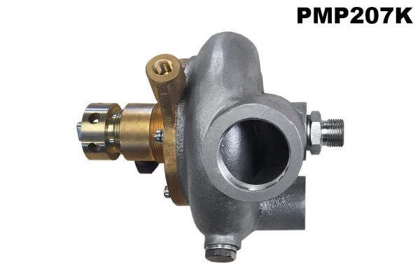 2 high chassis water pump