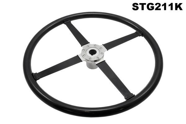 2L steering wheel