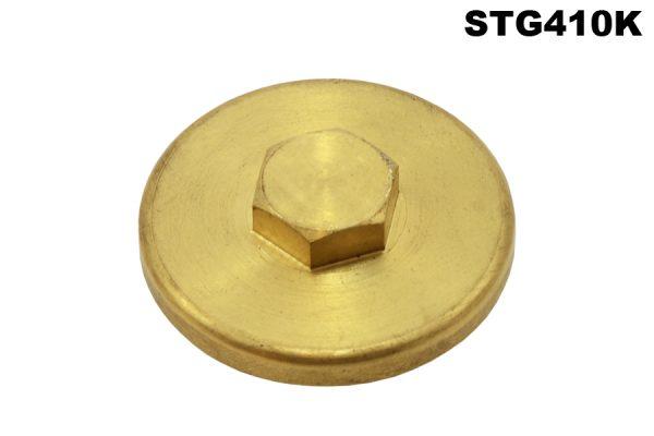 3L ZM, M45, M45R & LG45 king pin cap (bottom, large).