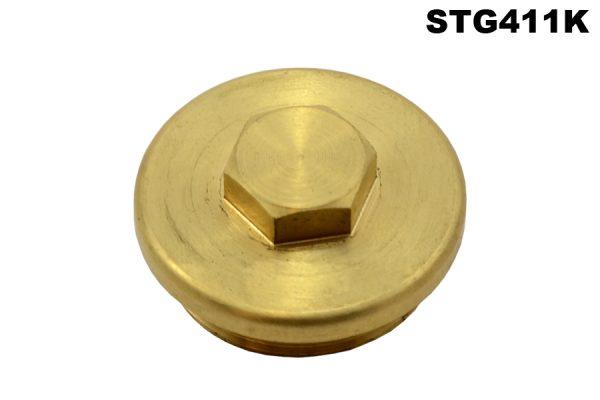 3L ZM, M45, M45R & LG45 king pin cap (top, small).